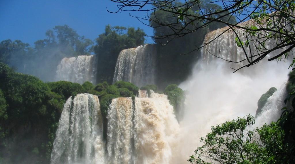 Detalle Iguazu sacar fotos